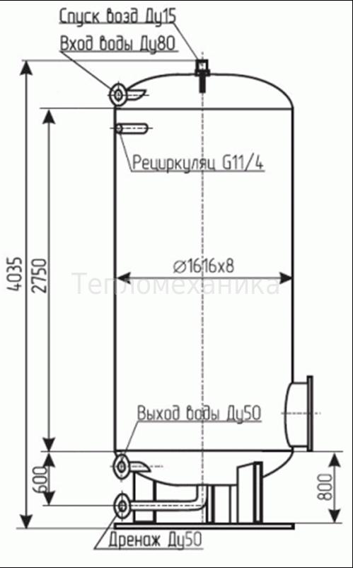 схема буферной емкости 1